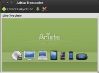 Arista Transcoder