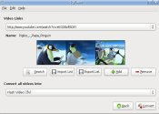 PyTube Multimedia Convertor