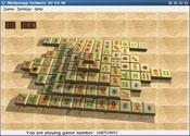 Mahjongg Solitare 3D