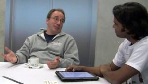 Linus Torvalds u razgovoru sa Swapnil Bhartiyom