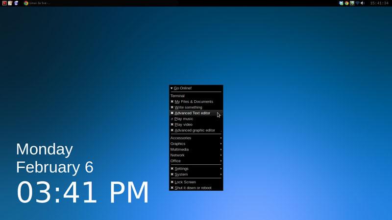 Chrunchbang-desktop