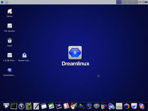 Dreamlinux-desktop