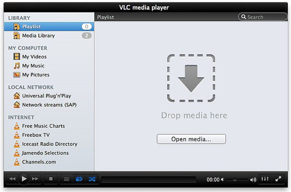 VLC Media Player 2.0