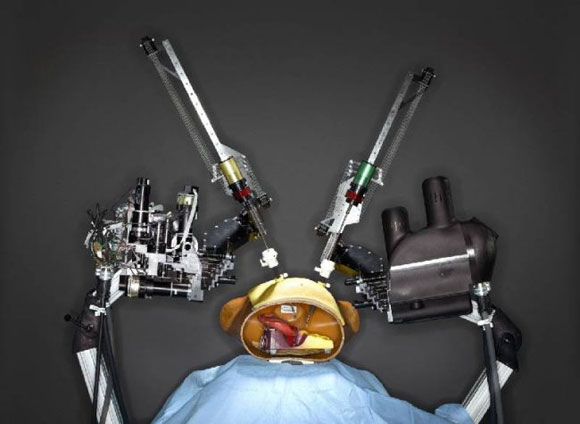 Raven-surgical-robot