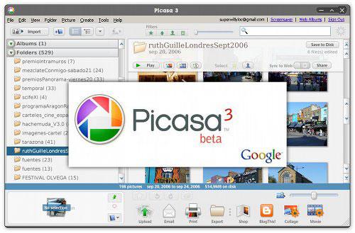 Picasa 3 Beta u verziji za Linux