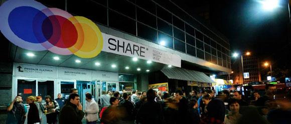 Druga po redu SHARE konferencija u Beogradu