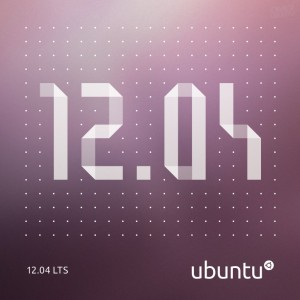 Ubuntu 12.04 LTS CD cover