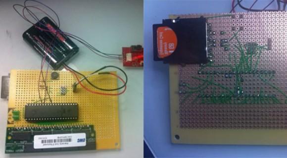 Dmitry Grinberg 8 bit RISC