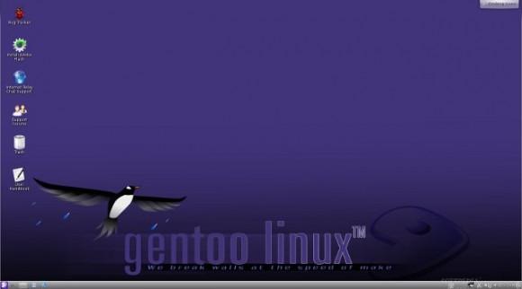 Gentoo Live DVD