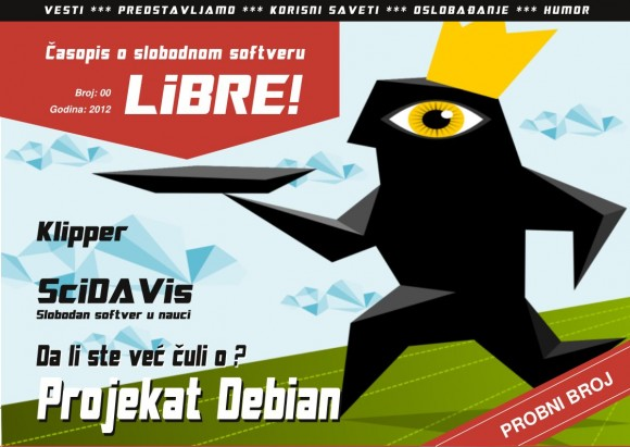 LiBRE! Časopis o slobodnom softveru