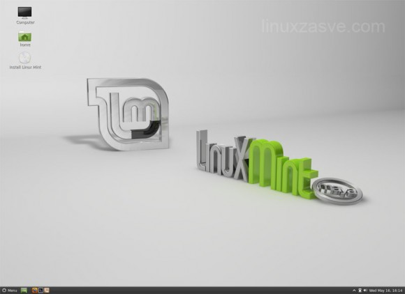 "Linux Mint 13 ""Cinnamon Edition"""
