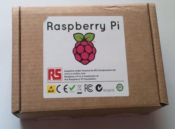 Kutija Raspberry Pi računala