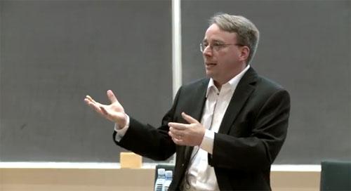 Linus Torvalds se žestoko obrušio na Nvidiju