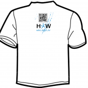 Bijela majica stražnja strana (sezona 2012)