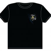 Crna majica prednja strana (sezona 2012)
