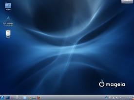 Mageia KDE