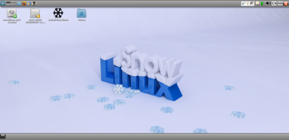 Snow Linux - SnowGnome2 profil