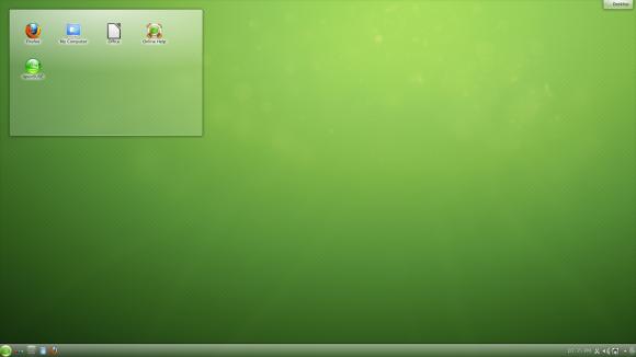 openSUSE 12.2 nakon instalacije