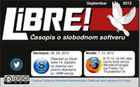 Peti broj časopisa o slobodnom softveru dostupan je za preuzimanje