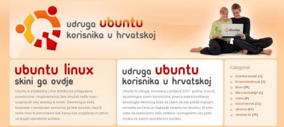 Hrvatska udruga Ubuntu korisnika