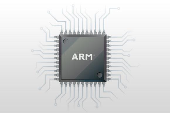 ARM-procesor