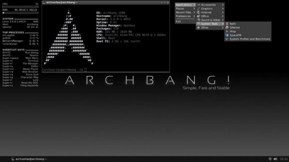 ArchBang 2012.12
