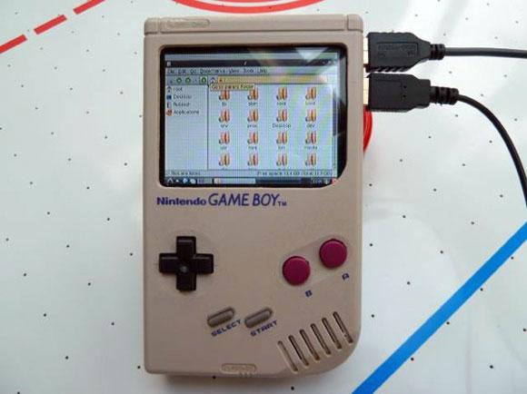 RaspberryPi-GameBoy