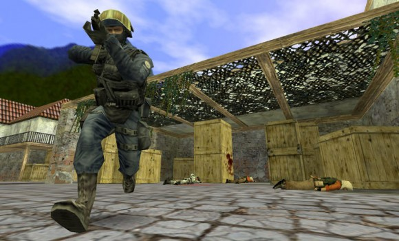 Counter Strike - timskim radom do pobjede