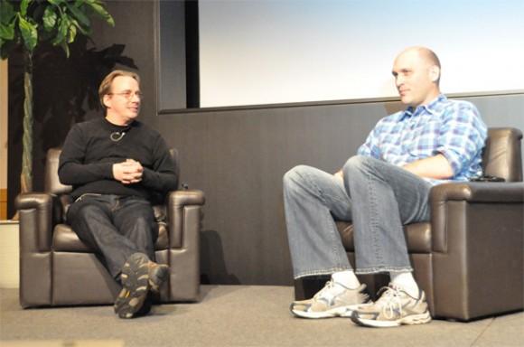 Greg K. Hartman i Linus