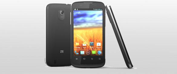 ZTE Blade III (VIP Racer III) smartphone