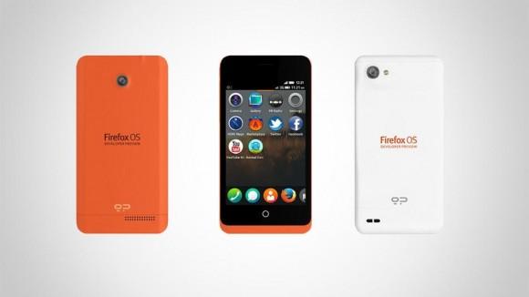 Firefox OS pametni telefon