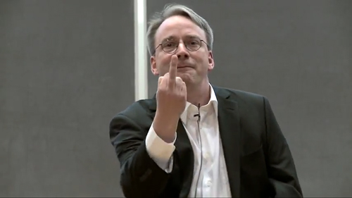 Linus Torvalds on NVIDIA