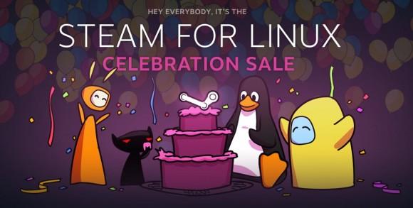 Steam za Linux je izišao iz bete!