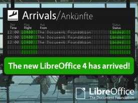 TDF - LibreOffice 4.0