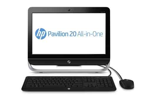 All-in-one HP Pavillion 20
