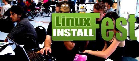 linux installfest