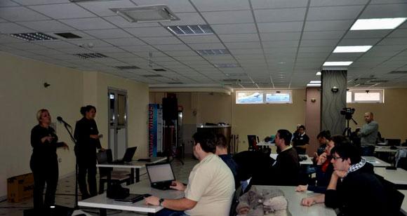 Prvi LUGoNS BarCamp