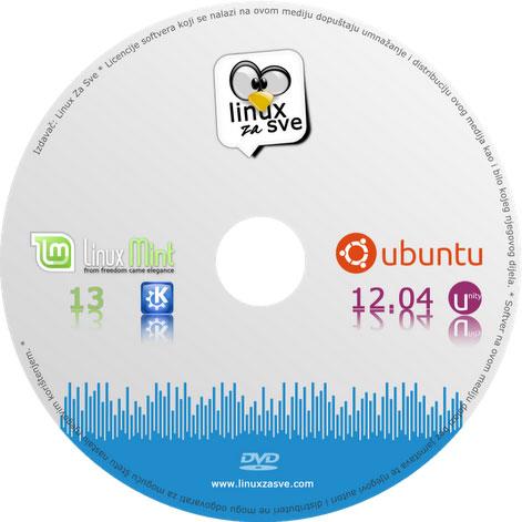 Linux za Sve DVD
