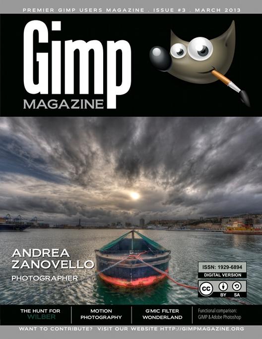 Gimp Magazine Issue 3