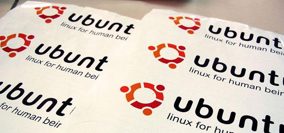 Ubuntu naljepnice