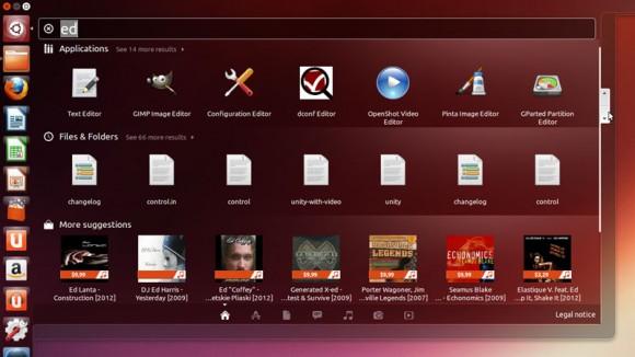 """Ubuntu 13.04 """"Raring Ringtail"""""""