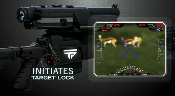 Trackingpoint - Precision Guided Firearm