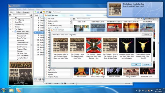 Clementine Music Player Windows