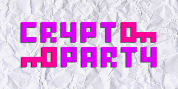#CryptoParty 01 Novi Sad