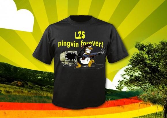 U ovakvu majicu ubacite vaš dizajn! Budite i vi dio LZS legende!!!
