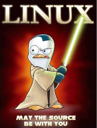 Linux-star-wars