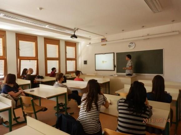 Predavanje u Varaždinu