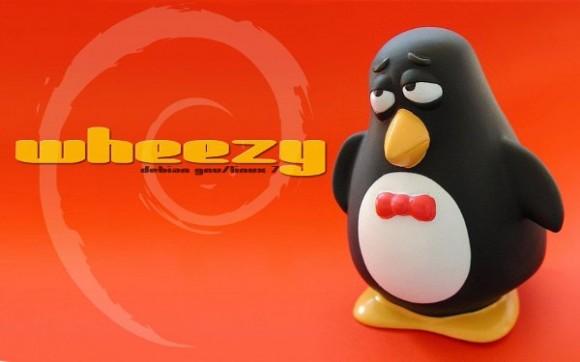 Strašni Debian Wheezy je najbolje instalirati na SOK-ovom DRP-u