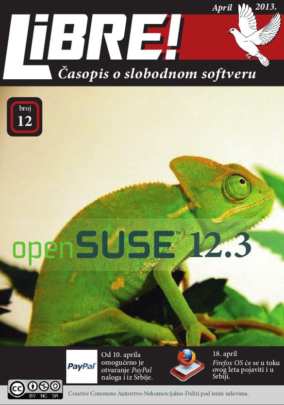 LIBRE! časopis 12
