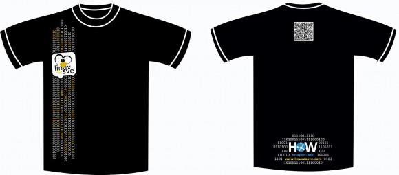 Ovako će izgledati crna majica